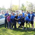 "Bluegrass Internal Medicine participates in ""UP, Down, and Dirty For A Cure"" to Cancer"